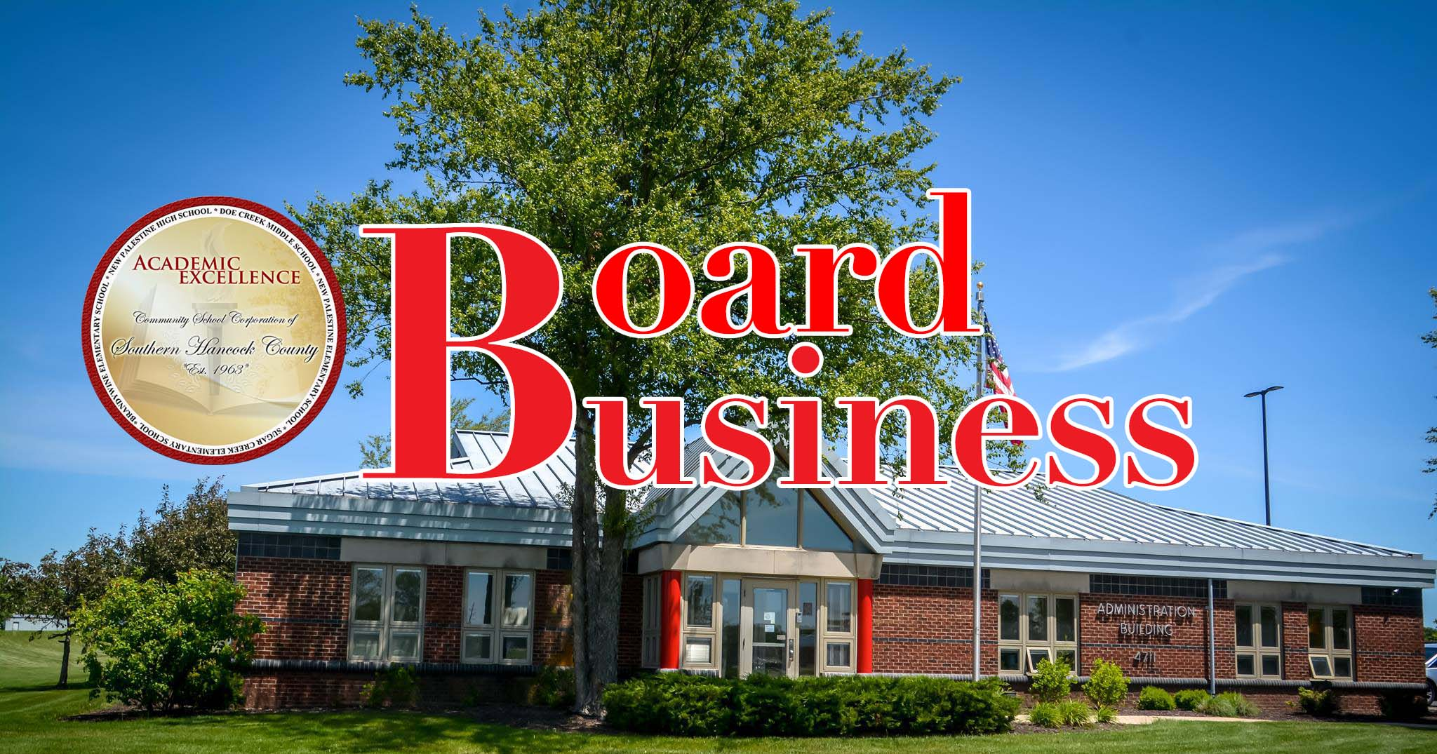 Board Business